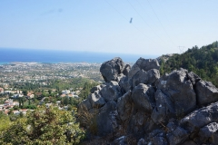 Kyrenia From Mountain Path