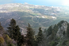 St Hilarion View