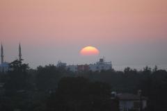 Sunset Over Kyrenia
