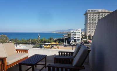Cyprus Harbour View Penthouse